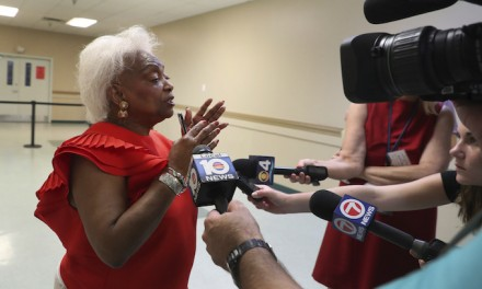 Florida election supervisor mixed bad provisional ballots with good ones