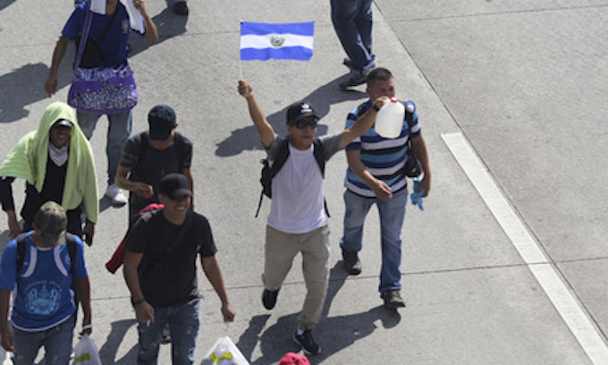 Central American caravan should be Mexico's problem, not ours