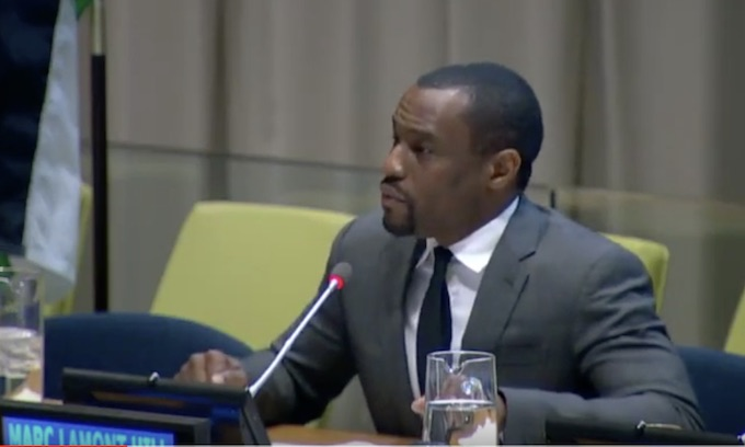 Marc Lamont Hill's anti-semitic remarks against Israel too hot for CNN