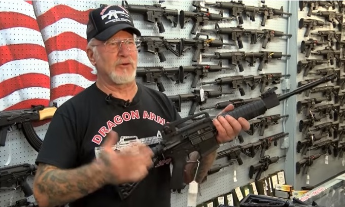Rabbis offered free AR-15 rifles by Colorado gun shop. Four claimed them, owner says
