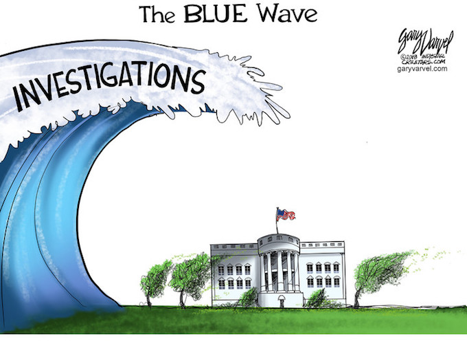 The New Blue Wave