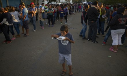 Money, resources running out for Tijuana migrant shelter
