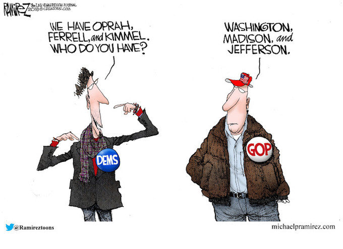 Dems vs GOP