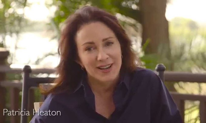 Patricia Heaton asks why 'any civilized person' would support the Democrat Party