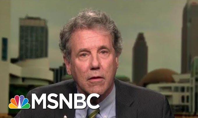 Democrat Sherrod Brown hears a 'crescendo call' to run for president
