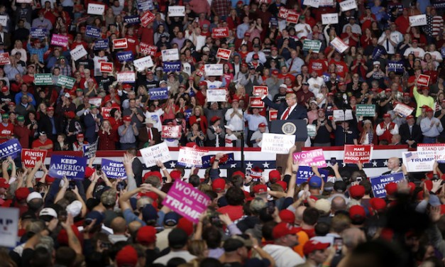President Trump will be heading to El Paso to hold a MAGA rally