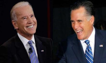 Biden/Romney 2020: RINOs would be all in