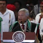 Mexico's president praises Biden agenda