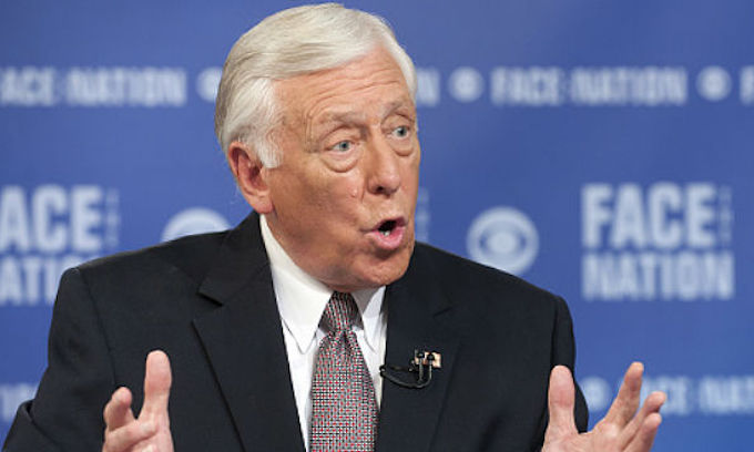 Steny Hoyer backs down on pay raises: 'We don't have the votes'
