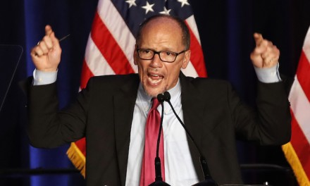 Tom Perez, DNC chair: 'Send her back' voters reflect 'a minority of people in America'