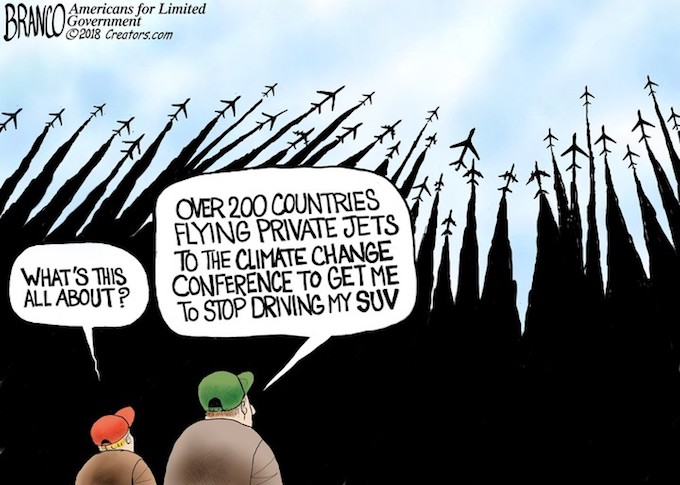 Hypocrisy!