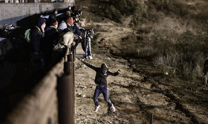 DHS: Pandemic measures cut illegal border crossings by half