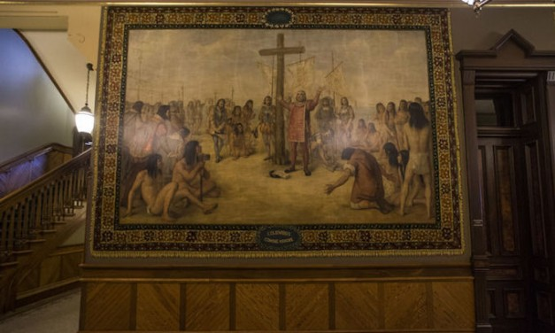 Notre Dame's sad and sorry whitewash of Christopher Columbus