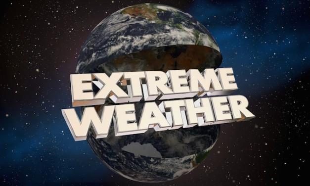America's deep freeze blamed on global warming