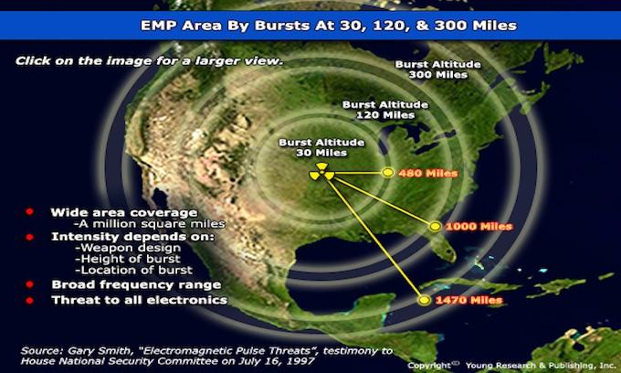 Trump orders agencies to prepare for potential EMP attacks