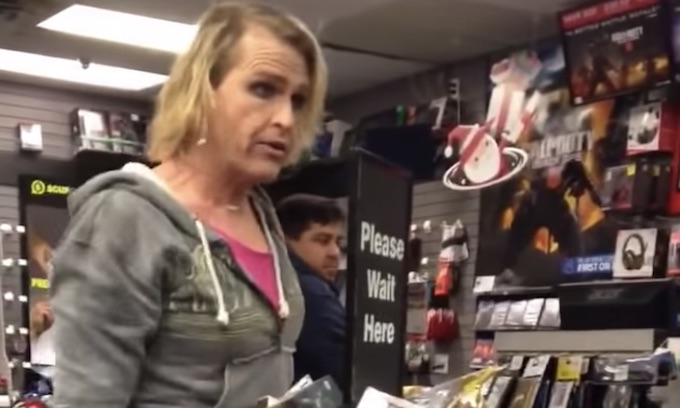 GameStop stands by employee berated by transgender in viral video