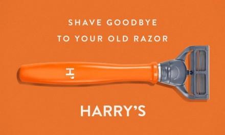 When toxic masculinity meets Harry's Razor