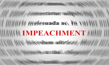 Impeachment in search of a high crime
