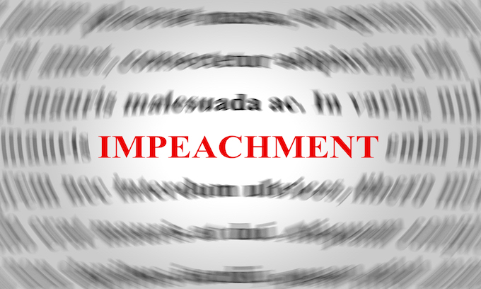 Former White House security official skips impeachment hearing