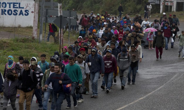 Crisis: U.S. officials say last month's illegal border crossings maxed out system capacity