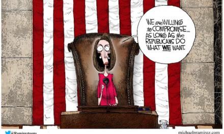 Pelosi's compromise