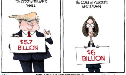 Pelosi shutdown