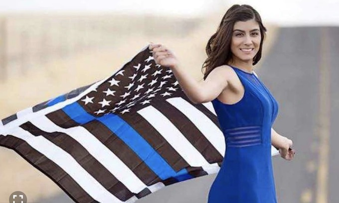 UC Davis student government calls photo of murdered police officer 'anti-Black'