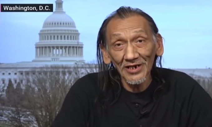 Indian disrupter Nathan Phillips stayed in U.S. during Vietnam War, went AWOL three times