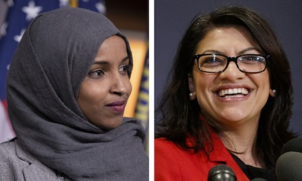 Protecting Omar: Rashida Tlaib leads attack on NY Post's 'painful imagery' of burning towers on 9/11