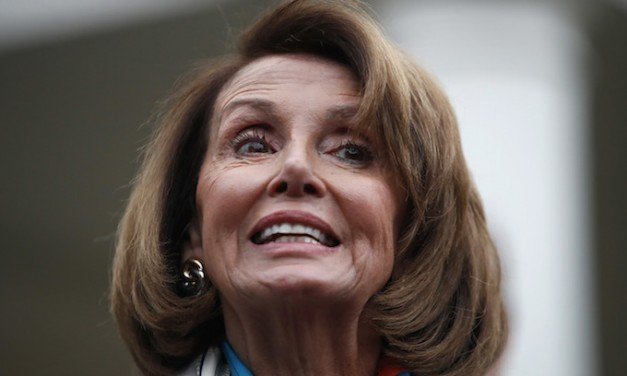 Whoops: Pelosi approval ratings drop during shutdown