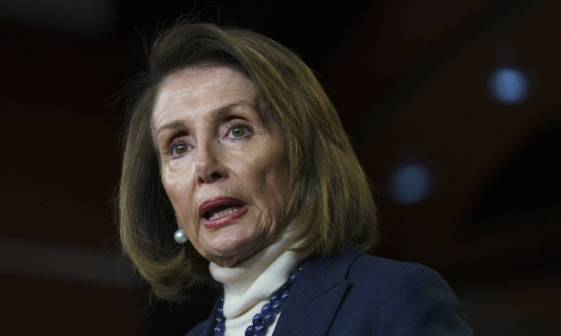 Nancy Pelosi: House will not authorize State of the Union address