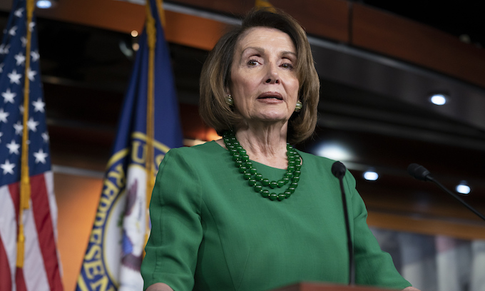 Democrats go back to passing a bill to find out what's in it