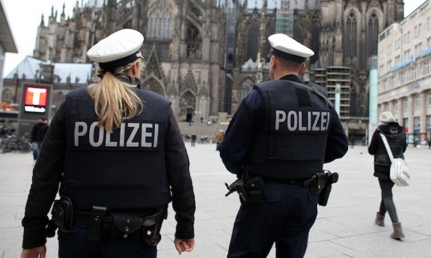 Police: Man deliberately ran car into pedestrians in Germany