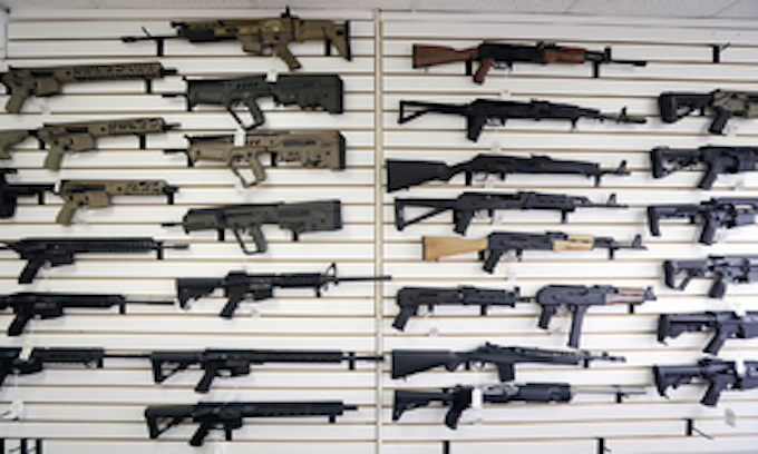 Some Washington gun dealers keeping stores open, defying Inslee's order