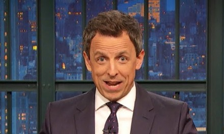 Liberal Seth Meyers mocks victims of illegal alien crime