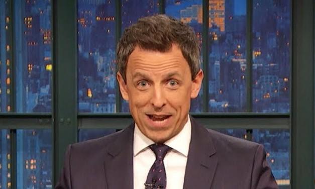 Liberal Seth Meyers mocks victims of illegal alien crime