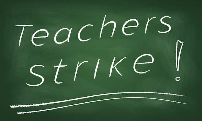 Who loses when teachers' unions win? The kids