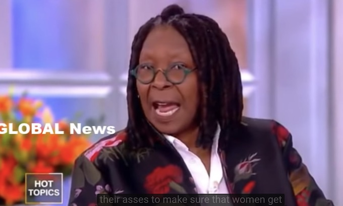 Whoopi Goldberg tells Ocasio-Cortez to stop 'pooping' on 'giants' of Democrat Party