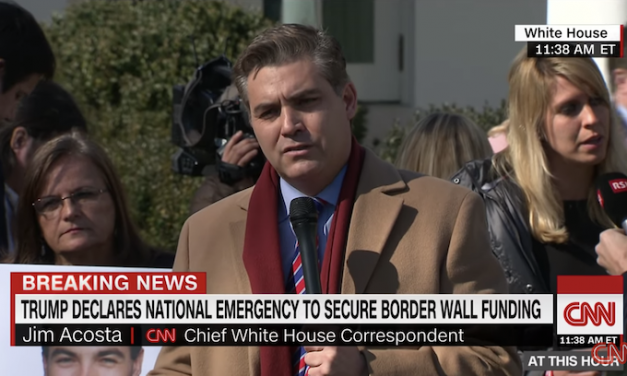 Trump scolds CNN's Jim Acosta, as angel moms confront reporter in Rose Garden: 'You have an agenda'