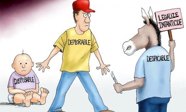 Pro-Death Democrat