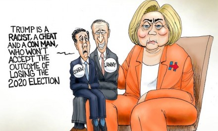 Hillary's Puppets