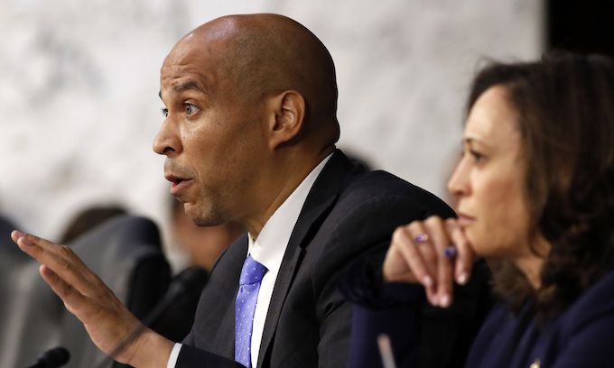 Kamala Harris, Cory Booker fail to inspire: 'I hope black people can find a true champion'