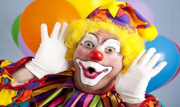 2020 clown car needs fewer clowns