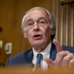 Leftist Ed Markey wants to spend billions on National Mask Mandate