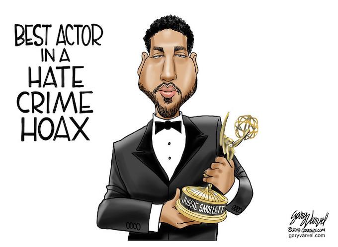 Oscar winner in a new category
