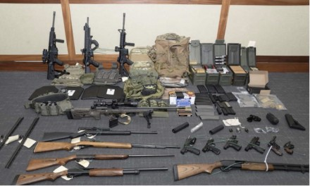 Christopher Paul Hasson had weapons, hit list of Democrats