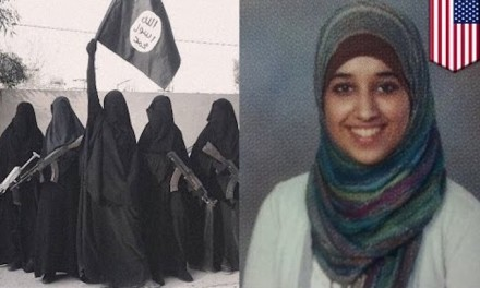 Legal scholars say 'ISIS bride' may have valid U.S. citizenship despite joining terrorists
