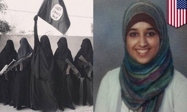 Father of woman who joined ISIS sues US for her return