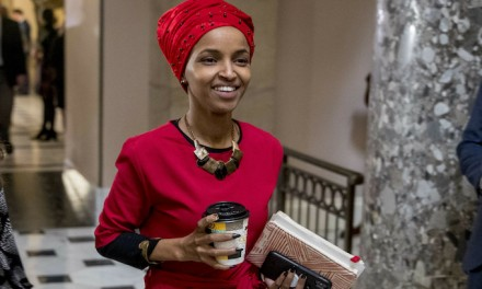 Ilhan Omar offends Jews again with comments about 'allegiance to a foreign country'