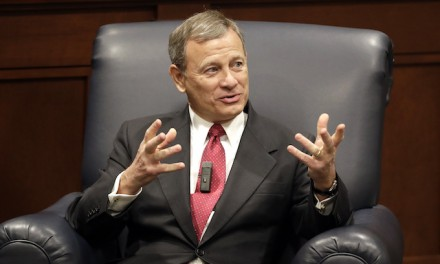 In a Senate trial will Chief Justice Roberts hold to his claim that judges are not politicians?